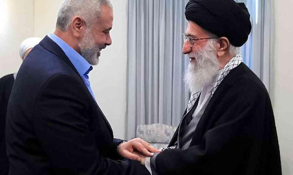 Hamás agradece a Irán por su ayuda para atacar a Israel