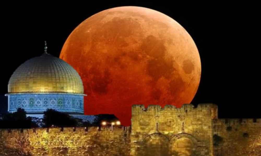 Hoy habrá Luna de Sangre, ¿es esta una profecía bíblica?