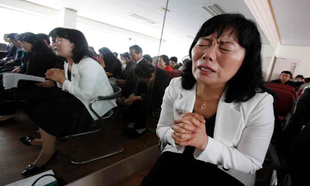 Iglesias se unen en oración por cristianos perseguidos