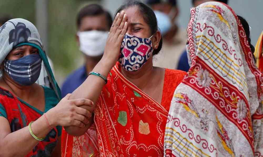 India: «Hongo negro» afecta a pacientes con COVID-19 y podría convertirse en epidemia
