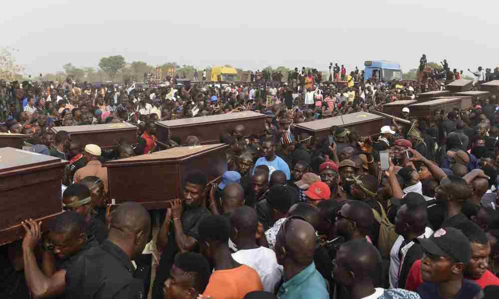 Informe: Casi 1.500 cristianos fueron asesinados en Nigeria en 2021