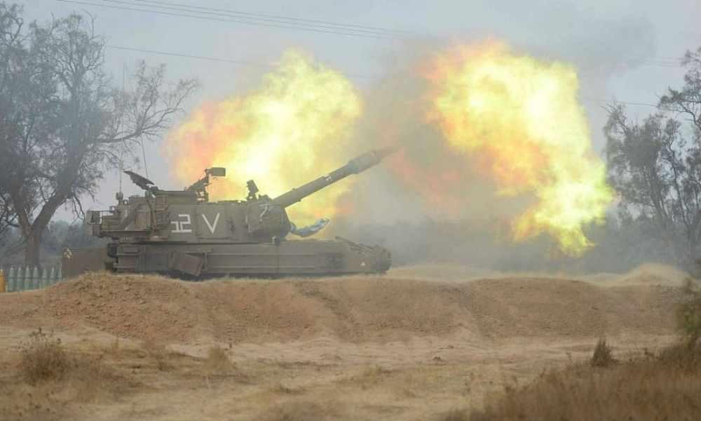 Israel se prepara para una posible invasión terrestre en Gaza