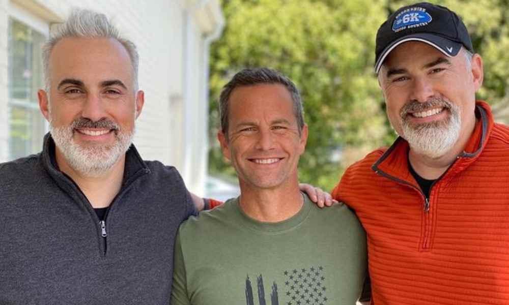 Kirk Cameron trabaja en una nueva película cristiana ideada por él