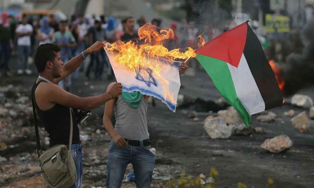 La violencia en Israel se propaga por el país dejando heridos y muertos