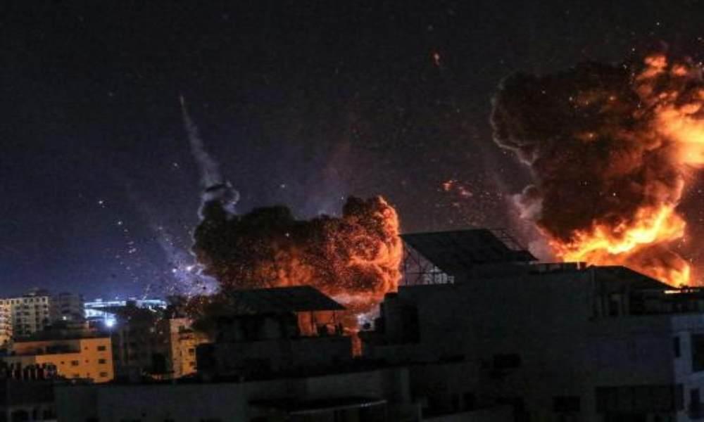 Líbano envía seis cohetes a Israel y explotan dentro de su territorio