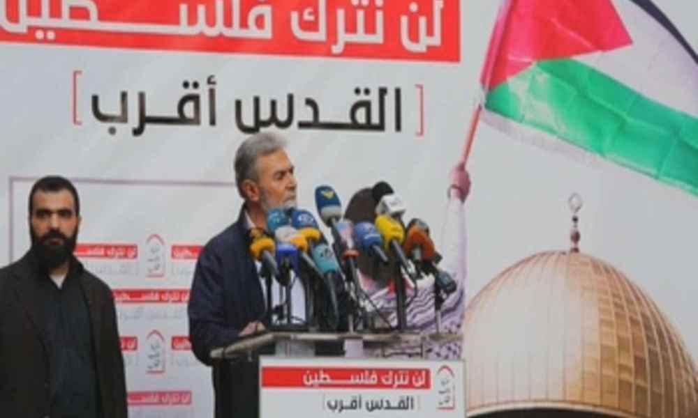 Líder terrorista dice que Israel será derrotado y humillado