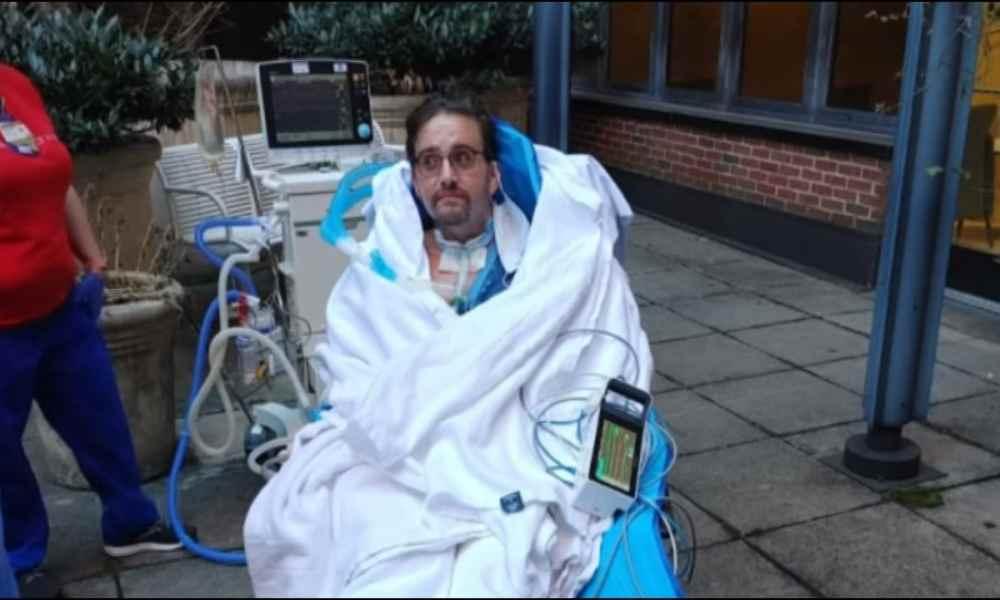 Milagro de Dios: pastor sobrevive a 175 días de hospitalización por Covid-19