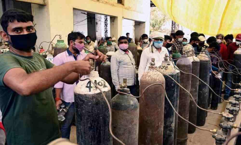 Operación Bendición Internacional lleva oxígeno a India para salvar a infectados por Covid-19