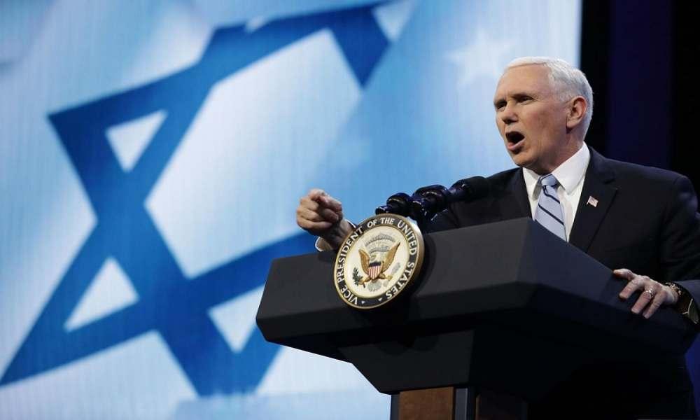 Pence: Ataques a Israel son el 'resultado directo de la debilidad' mostrada por Biden