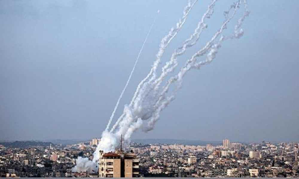 Tensiones aumentan, terroristas de Gaza atacan a Israel con cohetes