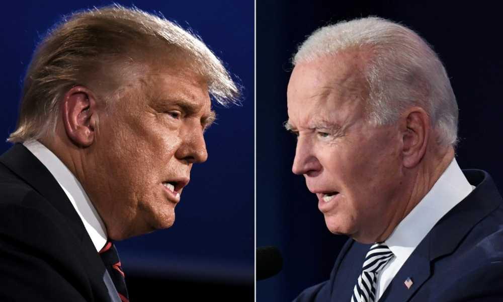 Trump responsabiliza a Biden del conflicto en Israel por su falta de apoyo