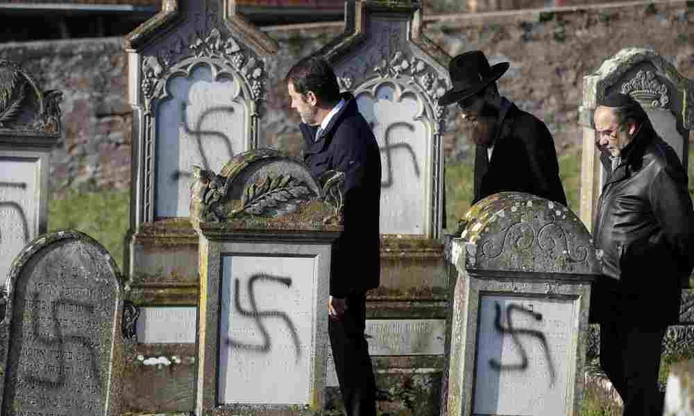 Actos antisemitas aumentan un 80% en EEUU