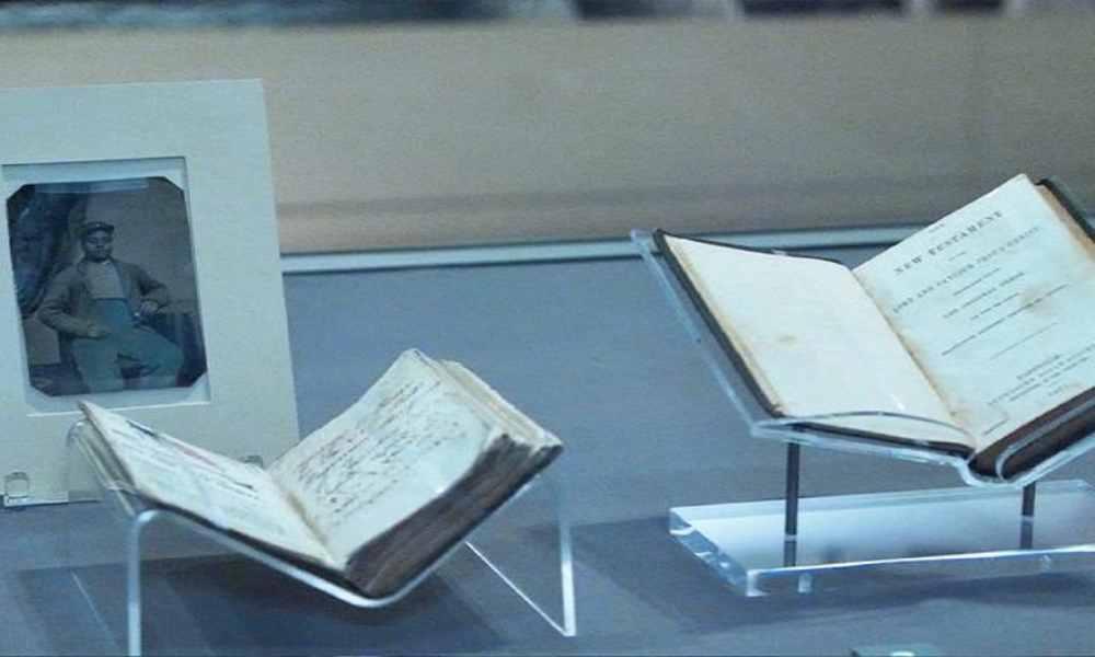 Biblias ayudaron a soldados de EEUU en las guerras