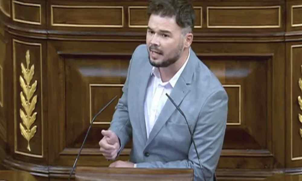 «Creen que las serpientes hablan» diputado español ofende a los cristianos