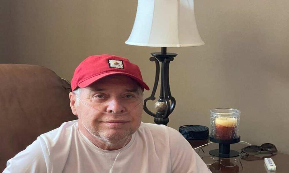 """""""Dios me trajo de vuelta"""" afirma un hombre que sobrevivió al COVID-19"""