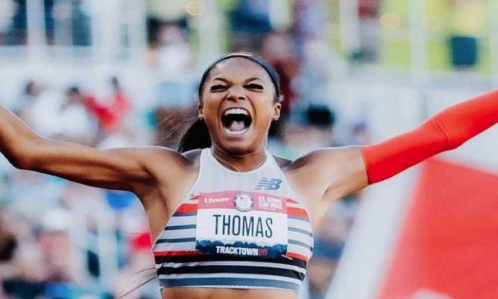 Atleta se refugia en Dios y clasifica a las Olimpiadas Tokio 2020