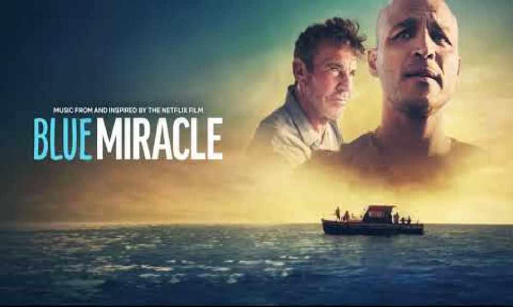 Banda sonora de la película cristiana Milagro Azul, ya está disponible