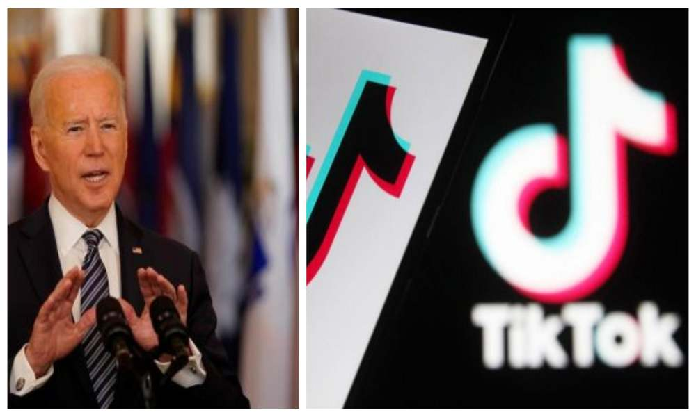 Biden revoca decreto de Trump que buscaba prohibir Tiktok en EEUU