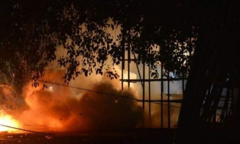 Chile: desconocidos incendia iglesia evangélica por cuarta vez