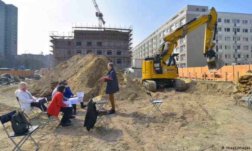 Construyen edificio ecuménico que congregará a cristianos, judíos y musulmanes