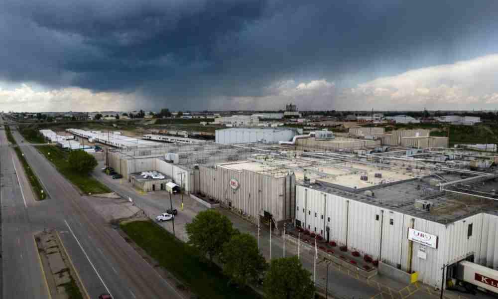 EEUU: Atacan el proveedor de carne más grande del mundo
