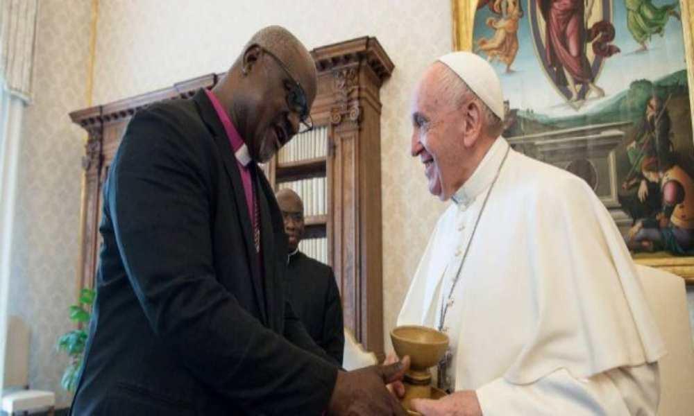 Ecumenismo: líder luterano y el papa muestran expectativas sobre unión de la iglesia