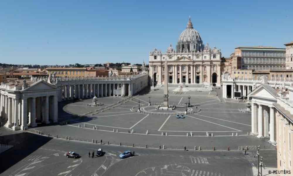 El vaticano está en desacuerdo con una ley de Italia contra la homofobia