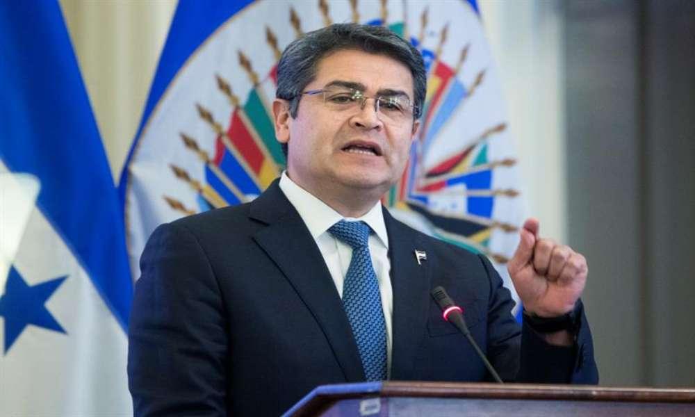 """""""Embajada de Honduras en Jerusalén traerá bendiciones"""": dice presidente de Honduras"""