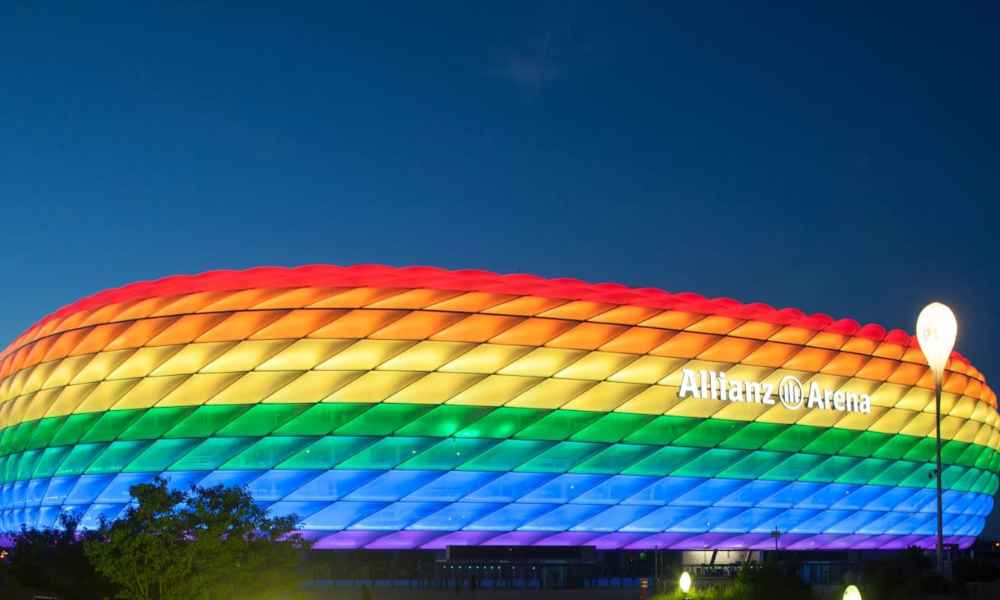 Hungría rechaza los planes de iluminar un partido de la Eurocopa con los colores del LGBT