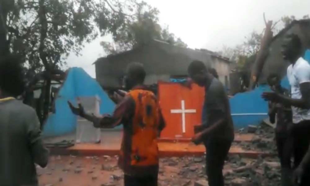 Cristianos se salvan de permanecer secuestrados tras fallar el vehículo de sus secuestradores