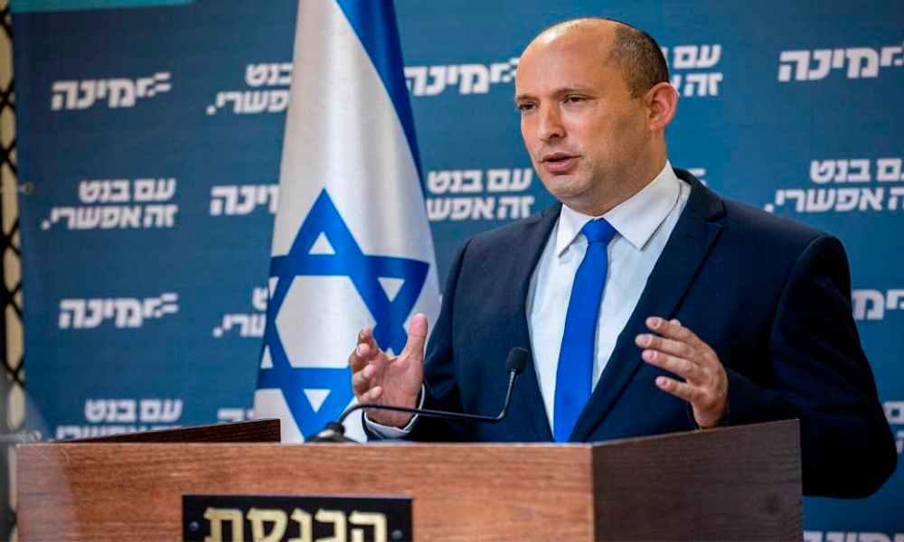 Líderes cristianos bendicen al nuevo primer ministro israelí