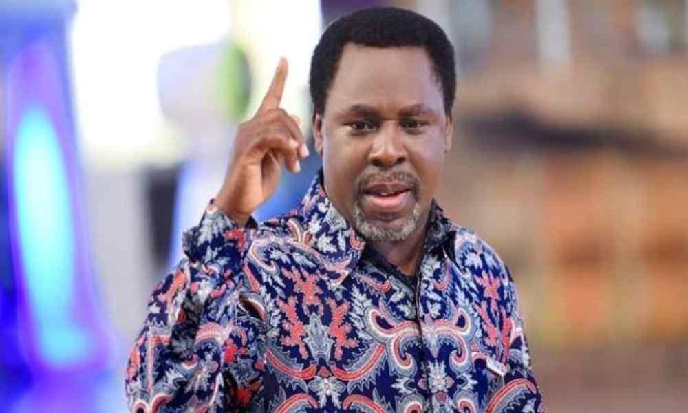 Pastor nigeriano TB Joshua murió después de terminar un servicio religioso