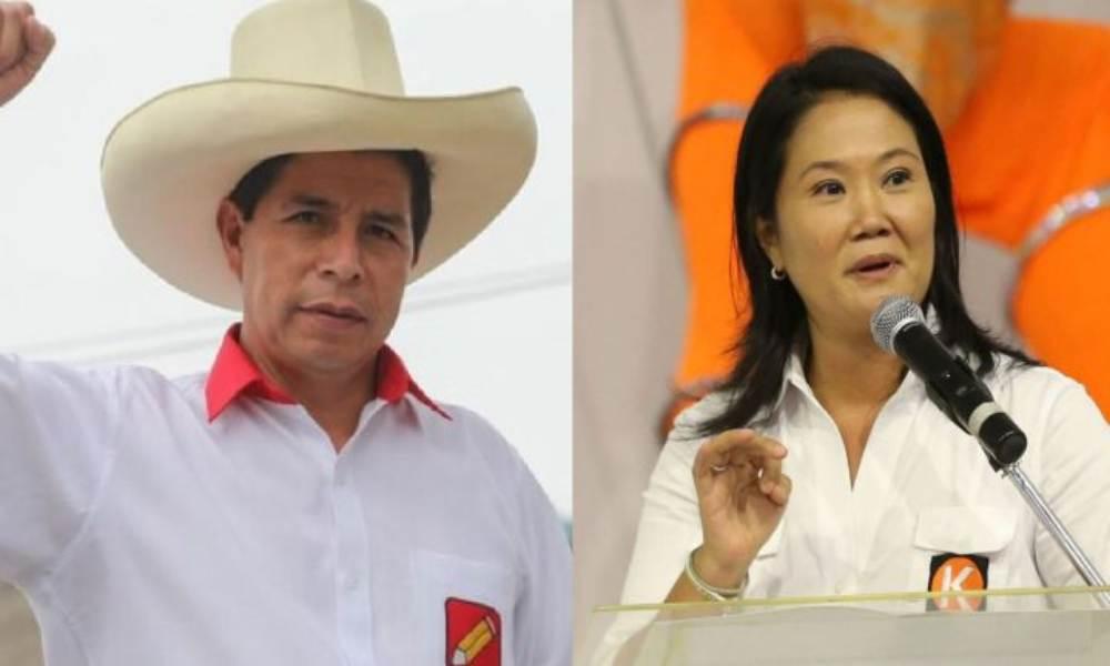 Pedro Castillo vs. Keiko Fujimori: dos creyentes en Dios que prometen cambiar a Perú