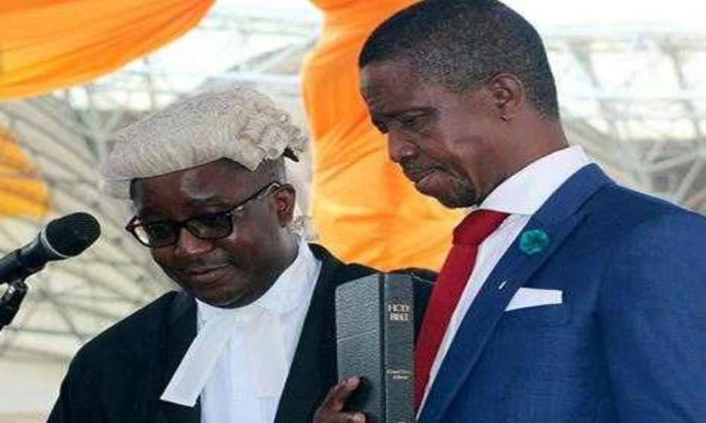Presidente de Zambia insta a su nación a acudir a Dios en busca de protección
