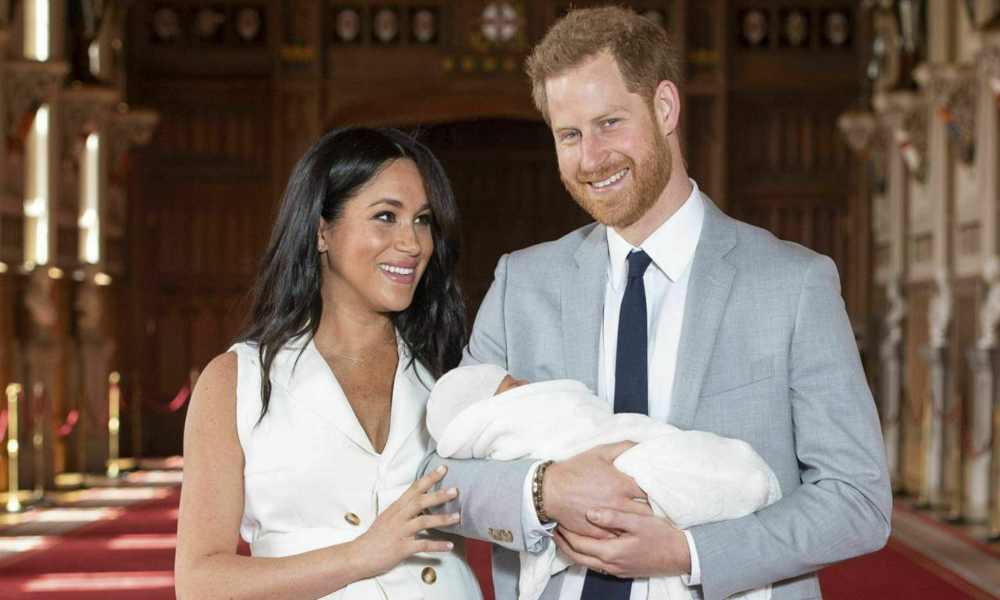 """""""Promesa de Dios"""": el significado de la hija de Meghan y el príncipe Harry"""
