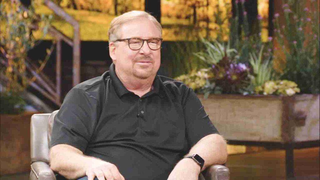 Rick Warren anuncia su retiro como pastor de la mega iglesia Saddleback