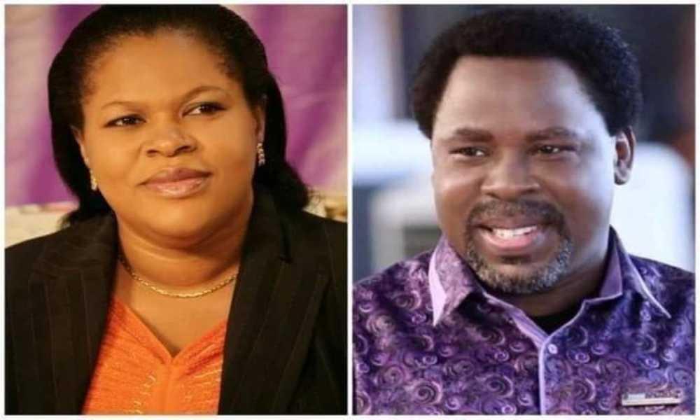 «Terminó la carrera en oración»: esposa de TB Joshua relata sus último minutos