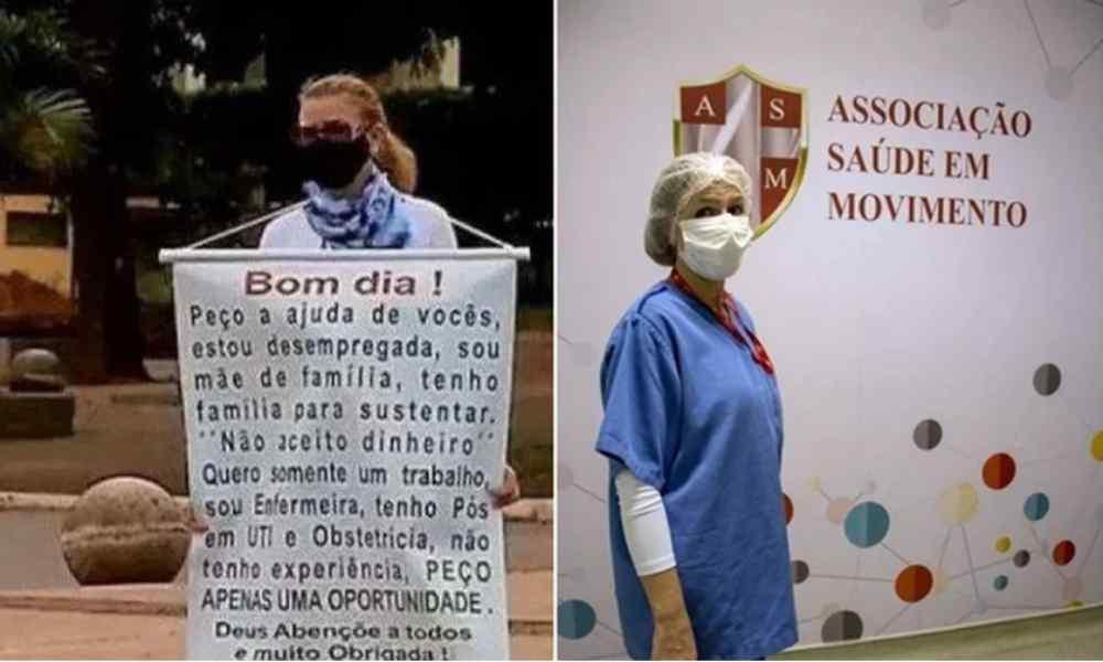 Testimonio: Dios ayuda a una enfermera a conseguir empleo durante la pandemia
