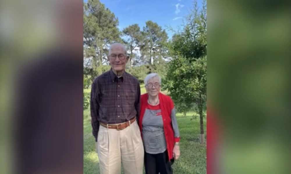 """""""Aprendimos a confiar en el Señor"""" dice pareja con 70 años de matrimonio"""