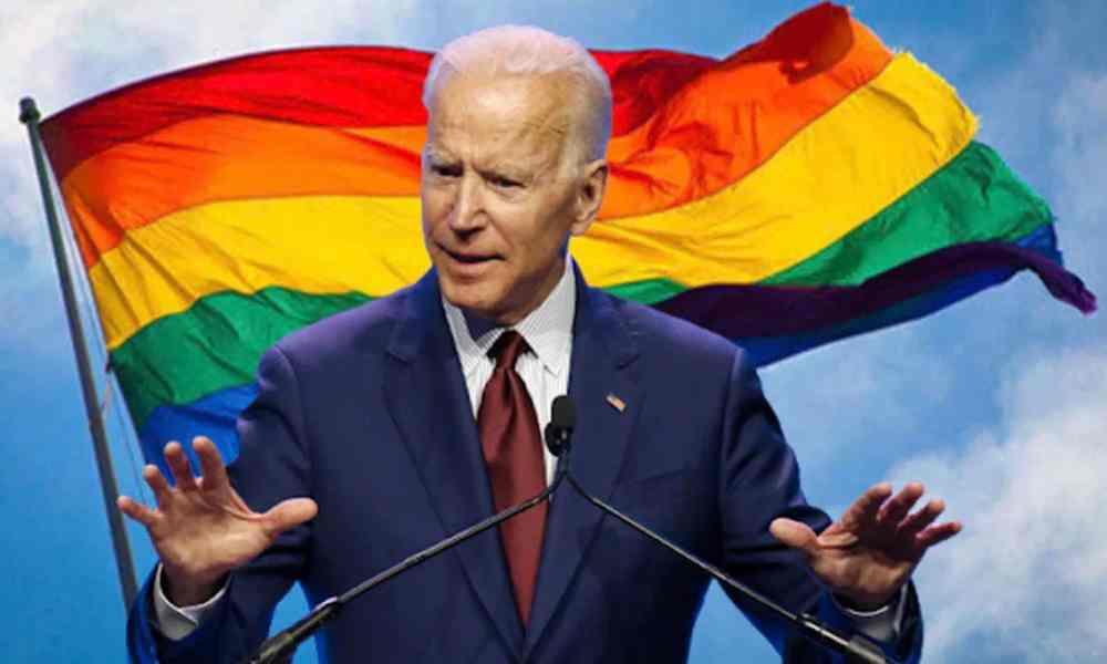 Biden proclama oficialmente a junio como el mes del orgullo LGBT