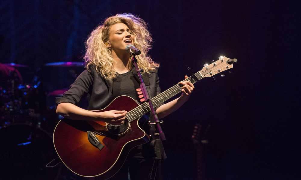 """Cantante Tori Kelly: """"Mi identidad está con Cristo con no la fama"""""""