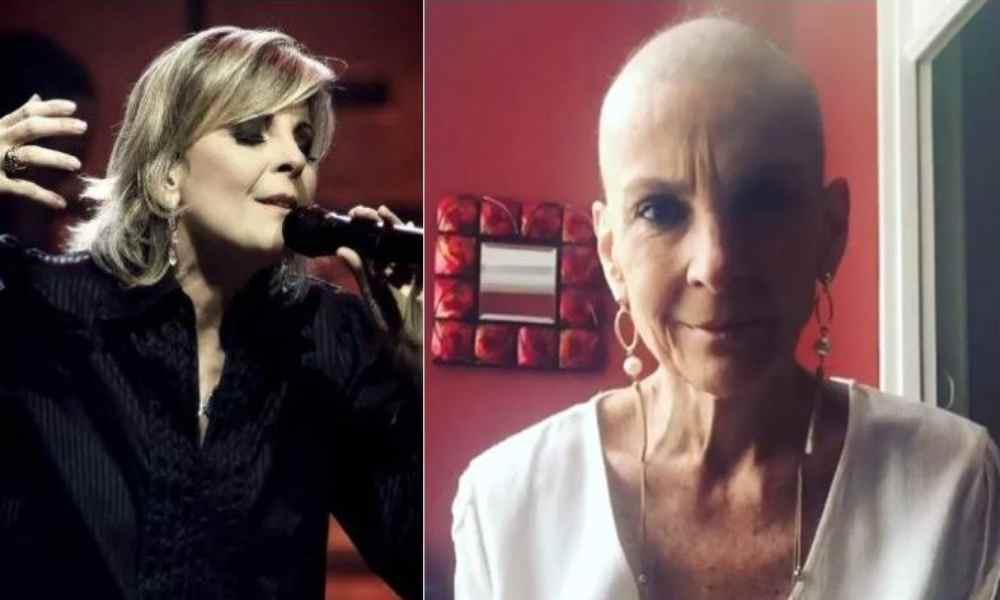 Cantante suspende tratamiento contra cáncer y decide confiar en Dios