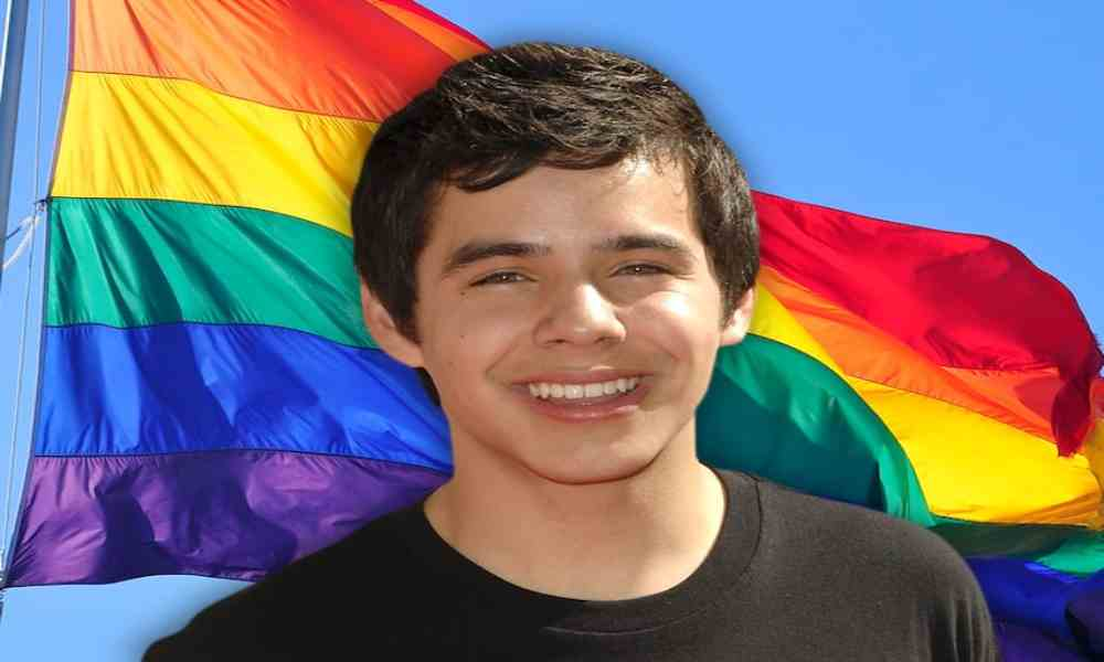 """David Archuleta: """"Puedes ser LGBT y cristiano al mismo tiempo"""""""