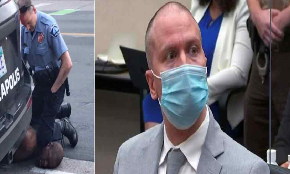Derek Chauvin condenado a 22 años y medio por la muerte de George Floyd