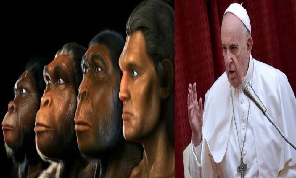 Vaticano desafía la Biblia al apoyar  la teoría de la evolución del mono