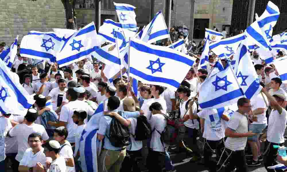 """Hamás amenaza con """"día de acción militar"""" por Marchas de la Bandera"""