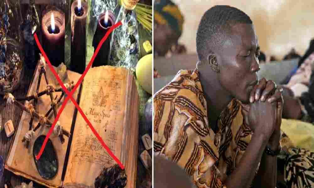 Hombre deja la brujería y se entrega a Jesús en Tanzania