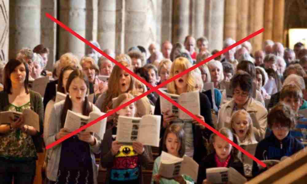 Reino Unido: Alianza Evangélica critica prohibición de cantos en iglesias
