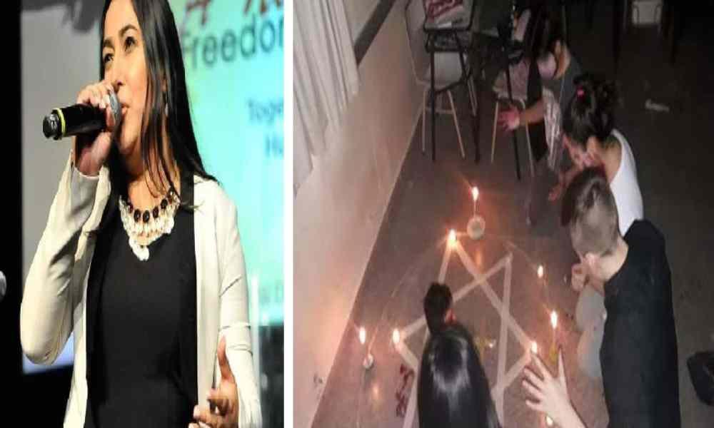 Mujer obligada a realizar ritual satánico en su niñez es liberada por Jesús