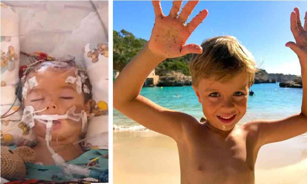 Niño de 8 años sobrevive a aneurisma tras una campaña de oración